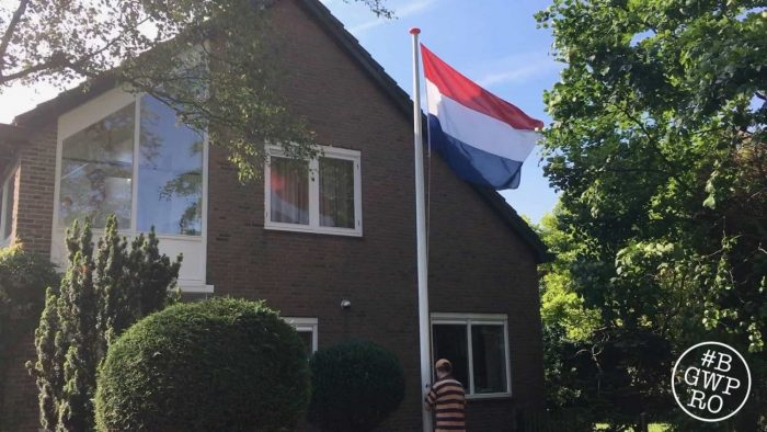 De Vlag In Top.