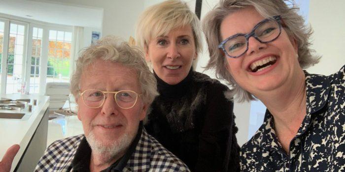 Jan Des Bouvrie, Monique Des Bouvrie, Berber Govaars
